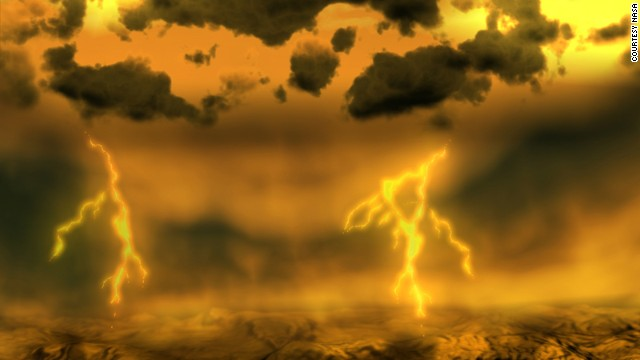 NASA Proposes City On Venus Called Cloud City, And The Technology Already Exists image 141222120343 203121main lightening horizontal gallery4.jpg4