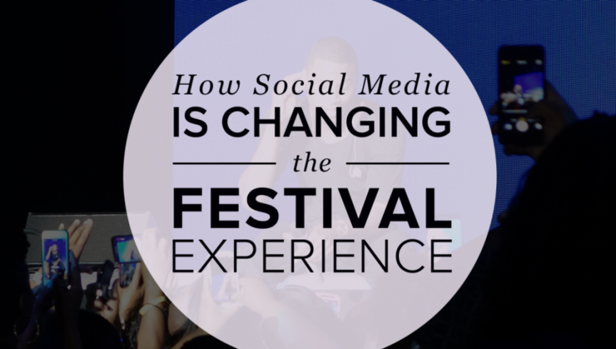 How Social Media is Enhancing the Festival Experience