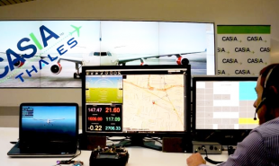 Talking drone can converse with air traffic control