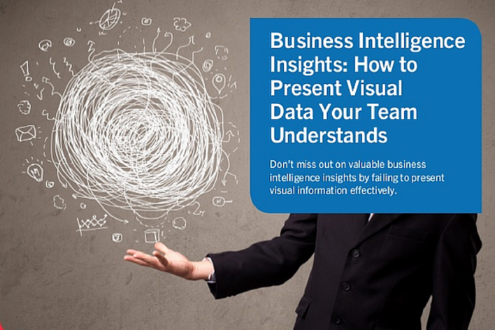 Business Intelligence Insights: How to Present Visual Data Your Team Understands