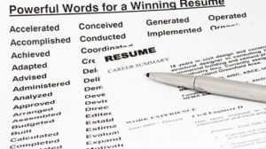 Keywords-Resume