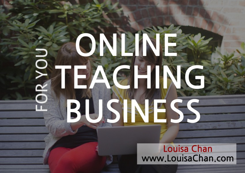 Are You Starting Your Own Online Teaching Business?