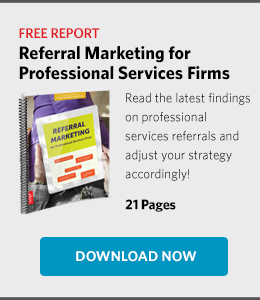 Referral Marketing for Professional Services Firms