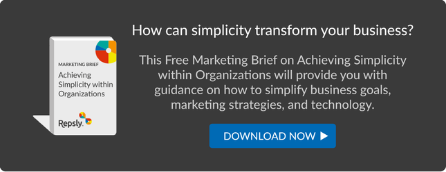 Simplicity Marketing Brief
