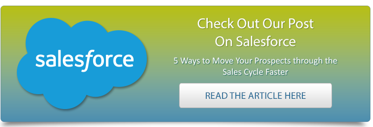 5 ways to move your porspects through the sales cycle faster