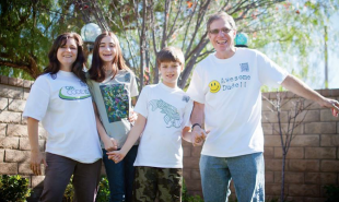 Design-your-own clothing range features QR codes for people with special needs