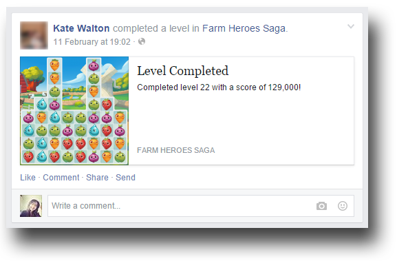 Level Completed! Have you seen such proud announcements in your news feed, too?