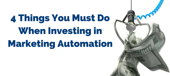 marketing automation requirements