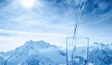 冰心沁涼的冰河水,柔順口感的秘密!
