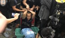 修例風波:《環時》記者機場遭圍毆 涉案青年被暫控3罪明提堂