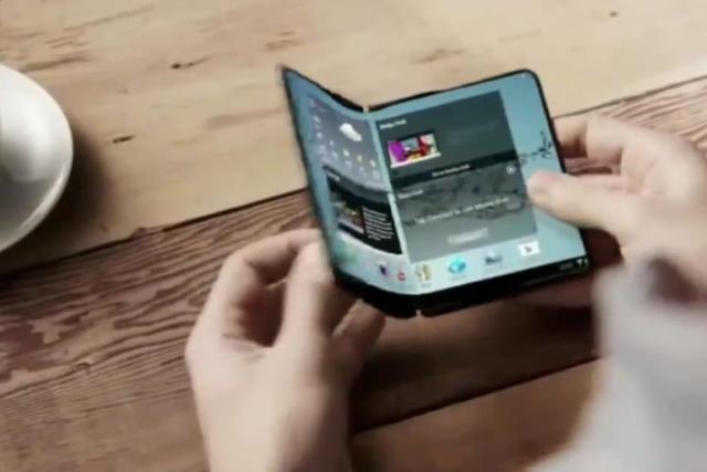 teléfono Samsung Galaxy X