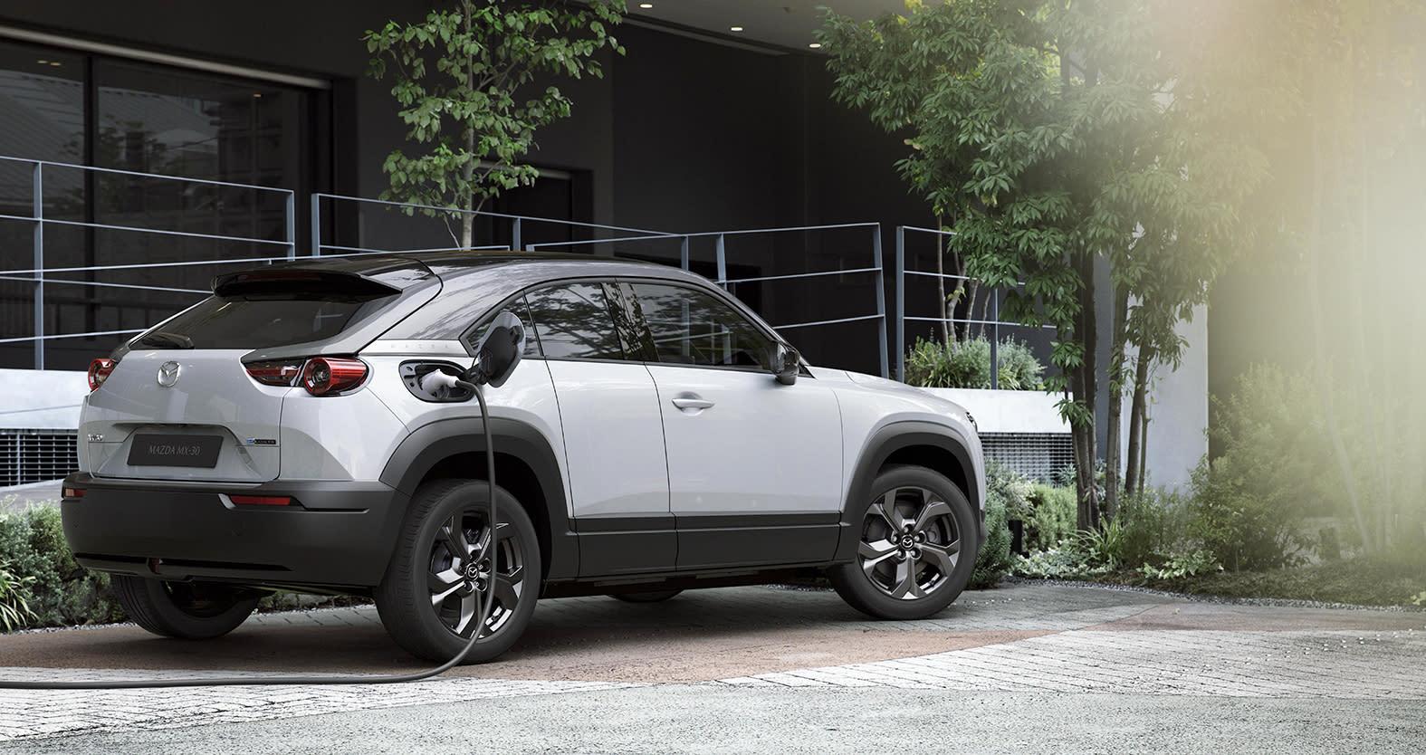 首款純電動車誕生 !Mazda MX-30