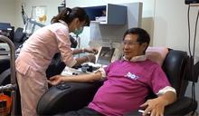 普悠瑪意外停競選活動!候選人改號召捐血