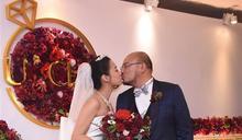 最後一次當伴娘!陳喬恩陪趙小僑出嫁
