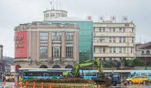 國光客運基隆車站臨時候車亭工程動工 明年1月中完工
