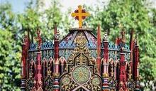 萬金聖母遊行 多元融合的宗教文化風景
