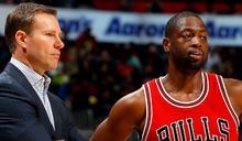 NBA》跟詹姆斯會面引來加盟騎士猜測 韋德澄清只是聚餐