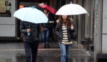 今日天氣/北台灣整天雨冷颼颼 4縣市大雨特報