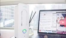 消除辦公室的過敏原與細菌 Purus air 個人用智慧空氣清淨機靜音版開箱