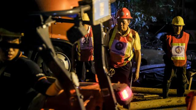 Niños atrapados en una cueva de Tailandia: el rescate de un equipo de fútbol que conmociona a todo el planeta