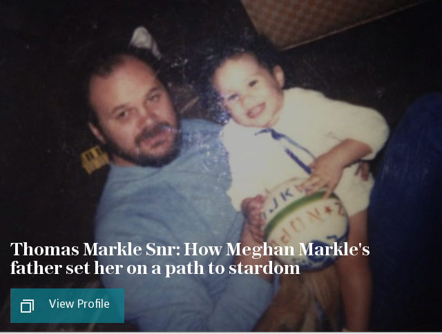 Thomas Markle puff