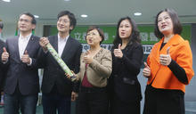 民進黨發言人群再改組 (圖)