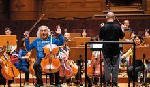 【一鏡到底】搖滾巴哈 大提琴家麥斯基專訪之一