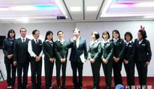 桃園藝文場館服務品質升級 明年志工套裝制服亮相