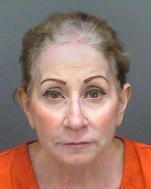 PHOTO: Linda Roberts was arrested and charged with first degree murder in the death of her father, killed in 2015 at his home in Florida. (Pinellas County Sheriff's Office )
