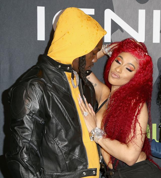 'It's about time': Offset on how he and Cardi B make time for Kulture
