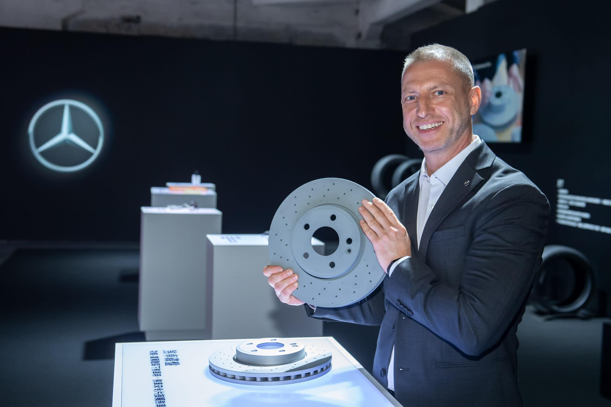 Mercedes-Benz【Service Beyond 2019】體驗之旅  逐智未來 即刻觸手可及 !