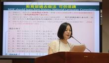 台灣「菜」英文 立委推列第二官方語