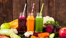 不吃蔬果,改喝蔬果汁健康嗎?