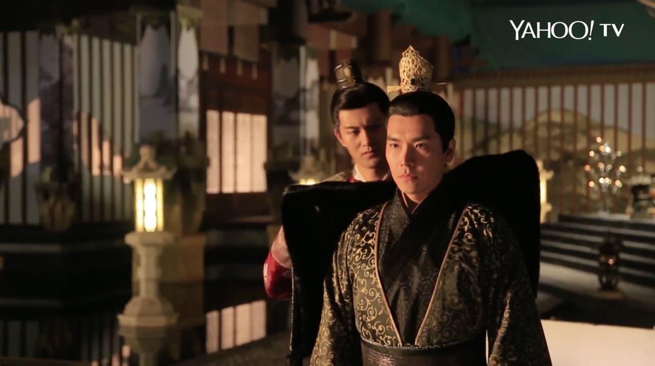【東宮】花絮:王傳一受訪 揭秘和李釅情感關係