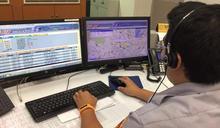 新竹警車4G衛星定位 成功挽救寶貴性命 (圖)