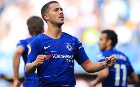 Eden Hazard - Credit: Getty Images