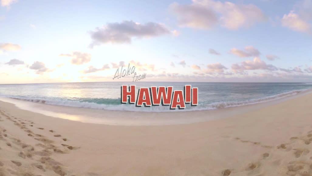 旅遊360體驗:來自夏威夷的阿囉哈