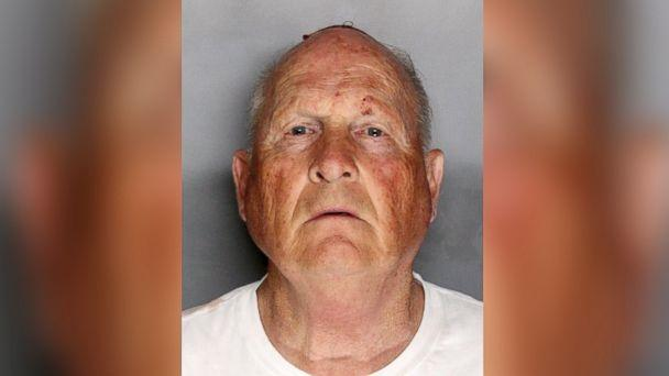 PHOTO: Joseph James Deangelo, alleged to be the 'The Golden State Killer,' is seen in this police booking photo, April 25, 2018, after being apprehended. (Sacramento Police Department)