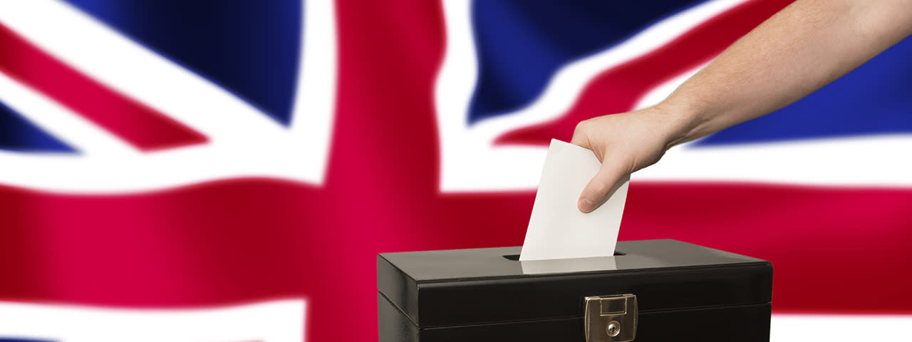 大選落幕 英國會陷僵局