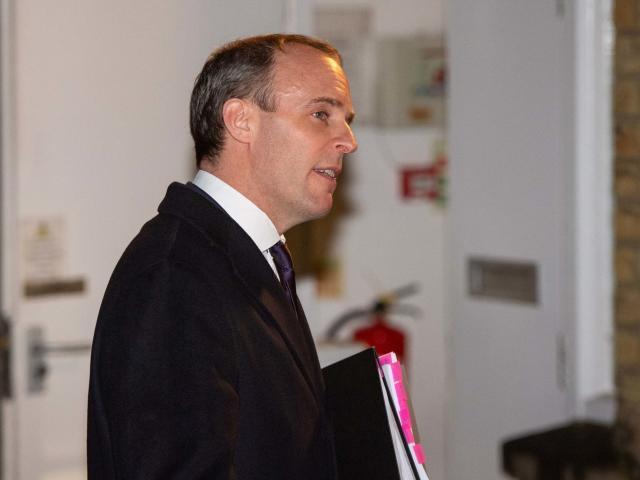外交部长上个月的集会上被骗和嘘声:PA