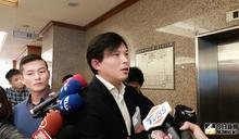 沈發惠籲選民投「不同意罷免」 黃國昌按讚道謝