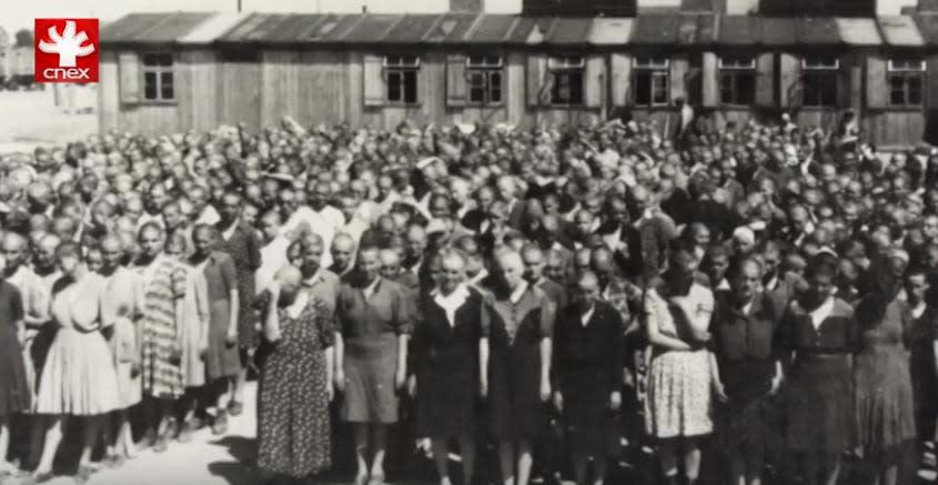二戰以來未公開過的歷史片段!9位女子逃離納粹黨死亡行軍