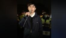 抗議勞基法集結凱道遭驅離 苗博雅怒批:集遊法早就違憲失效