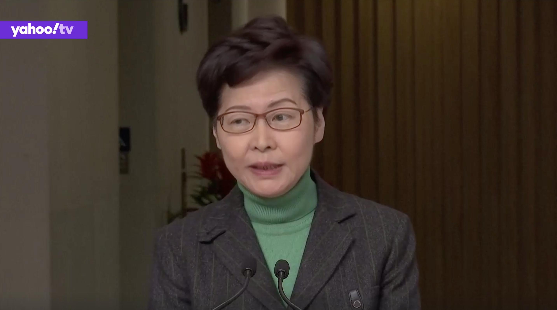 【武漢肺炎】疫情嚴峻個案增加 林鄭月娥匯報應對措施|Yahoo直播