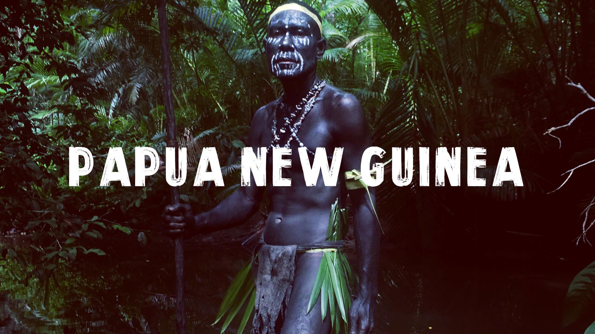 與世隔絕之境:巴布亞紐幾內亞【YahooTV 360】
