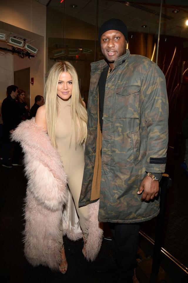 Khloé Kardashian and Lamar Odom | Kevin Mazur/Getty