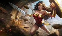 神力女超人降臨《傳說對決》!亞馬遜公主為世界帶來正義與和平
