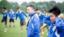 足球》英國神奇教頭接掌中華男足 目標:踢進亞洲盃、世界百大