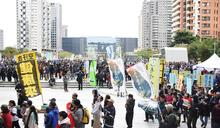 影/反空汙、抗暖化救健康遊行 魏明谷:還我好空氣