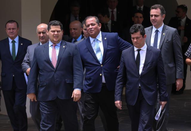 关于2020年第二审逮捕的讨论-图片:Pedro Ladeira / Folhapress